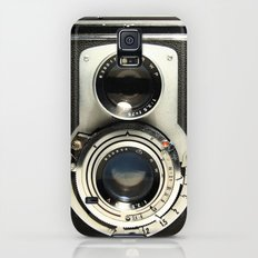 Vintage Camera Galaxy S5 Slim Case