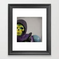 ETERNAMATCH.COM Framed Art Print