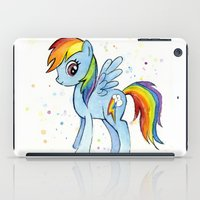 Rainbow Dash  iPad Case