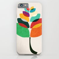 Lotus flower iPhone & iPod Case