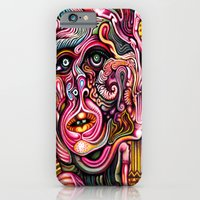 Inner Squirmoil iPhone 6 Slim Case