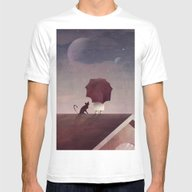 T-shirt featuring Twin Moon by Annisa Tiara Utami