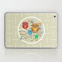 Little Hoots Laptop & iPad Skin