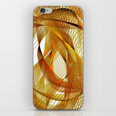 Autumn Indecision iPhone & iPod Skin