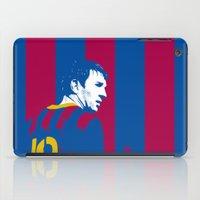 Messi Barcelona iPad Case