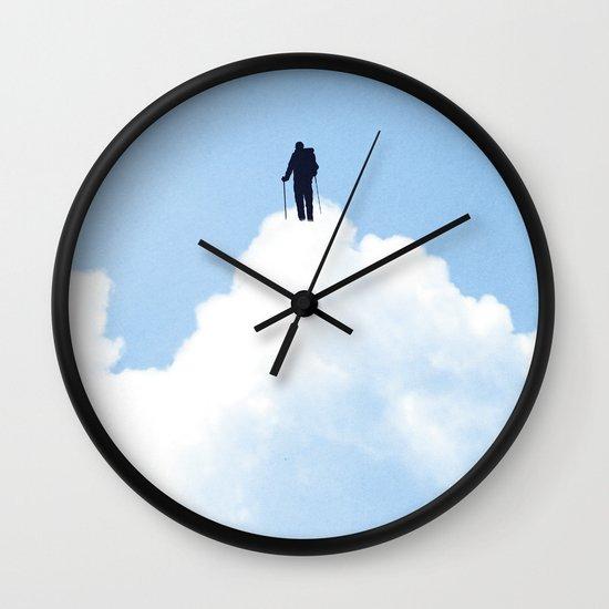 Summit Wall Clock