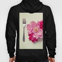 You Are What You Eat - White Hoody