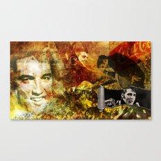 Elvis Presley - Vintage Style -  Canvas Print