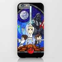 Window to A New Hope iPhone 6 Slim Case