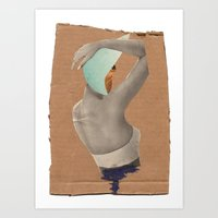 Untitled #5 Art Print