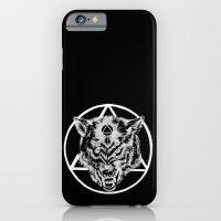 Staring Wolf iPhone 6 Slim Case