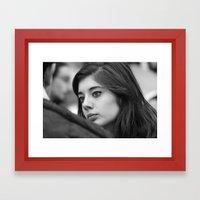 Roxane Framed Art Print