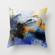 Forces Of Nature - Part … Throw Pillow