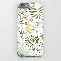 Spring at the Farmhouse iPhone 6 Slim Case