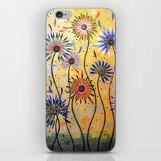 Explosion of Joy iPhone & iPod Skin