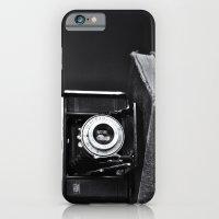 Old Camera, Old Books iPhone 6 Slim Case