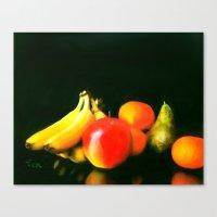 MELANGE Canvas Print