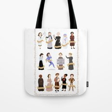 Women in History Tote Bag