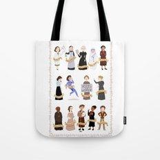 Women in History Tote Bag