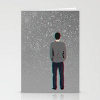 Lonely Boy  Stationery Cards