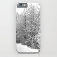 iPhone & iPod Case featuring Snow 2 by Mark James