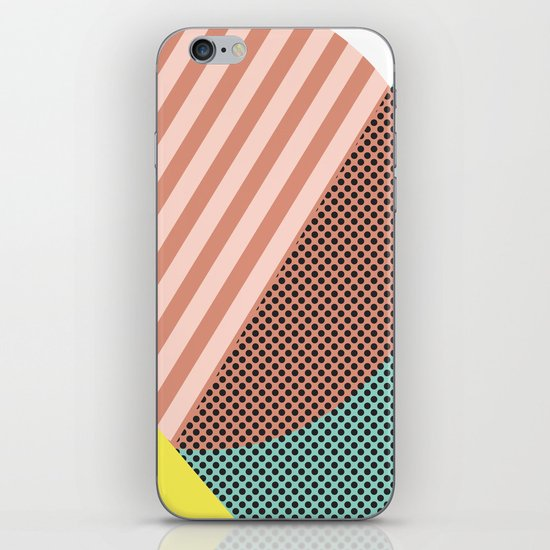 Minimal Complexity v.2 iPhone & iPod Skin