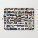 MovieRepliCars Poster Laptop Sleeve