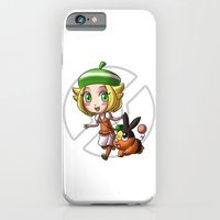 Pokemon Trainer BIANCA iPhone 6 Slim Case