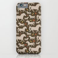 Ponies, Carrots, Pepperm… iPhone 6 Slim Case