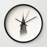 Chrysler Building - NYC Wall Clock