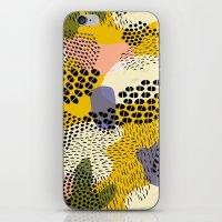 Piña Colada iPhone & iPod Skin