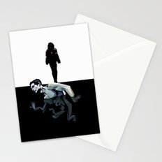 Skin Deep (Under the Skin) Stationery Cards