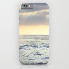 California Sunset over the Pacific Ocean iPhone 6s Slim Case