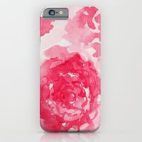 iPhone & iPod Case featuring Rosy by Jen Posford