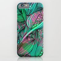 iPhone & iPod Case featuring Chameleon by Ben Geiger