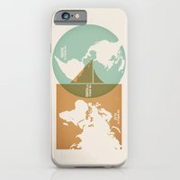 iPhone & iPod Case featuring Sail Outside the Box by Jason St. Peter