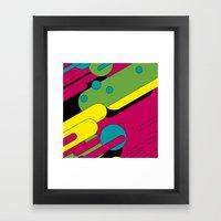 Fantastic Voyage Framed Art Print