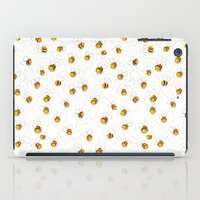 Busy buzzy bees iPad Case