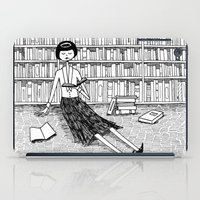 She Just Wanted To Read … iPad Case
