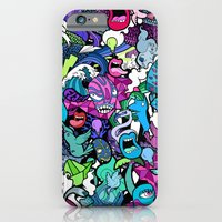 iPhone & iPod Case featuring Flash! by Vanessa Teodoro