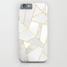White Stone iPhone 6 Slim Case