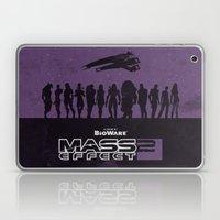 Mass Effect 2 Laptop & iPad Skin