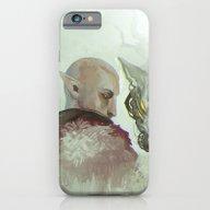 He Walks Alone iPhone 6 Slim Case