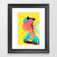 BEKKI Framed Art Print