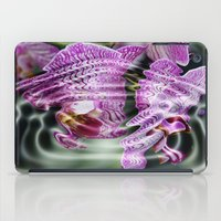 Sunken Orchids iPad Case