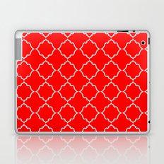 Moroccan Red Laptop & iPad Skin