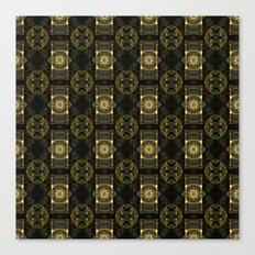 Pattern Print Edition 1 No. 2 Canvas Print