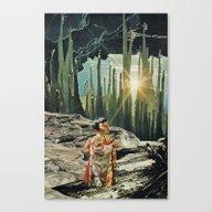 Bosa Canvas Print