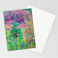 A Walk Among the Colors V Stationery Cards