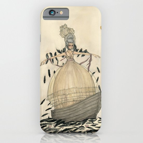 Through the Veil iPhone & iPod Case